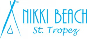 NIKKI BEACH. logo_st_tropez