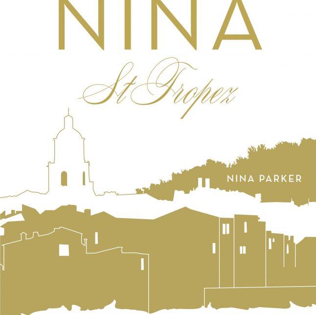 NINA. Book cover
