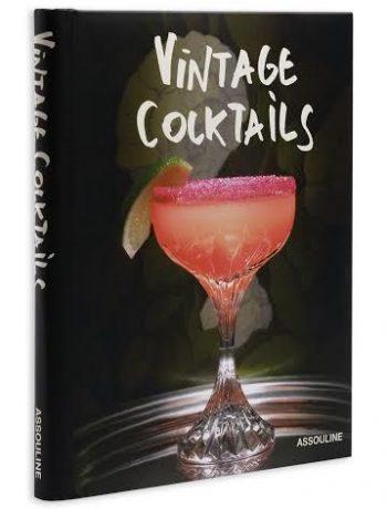 Assouline. Vintage cocktails