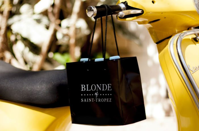 BLONDE OF ST TROPEZ.concierge