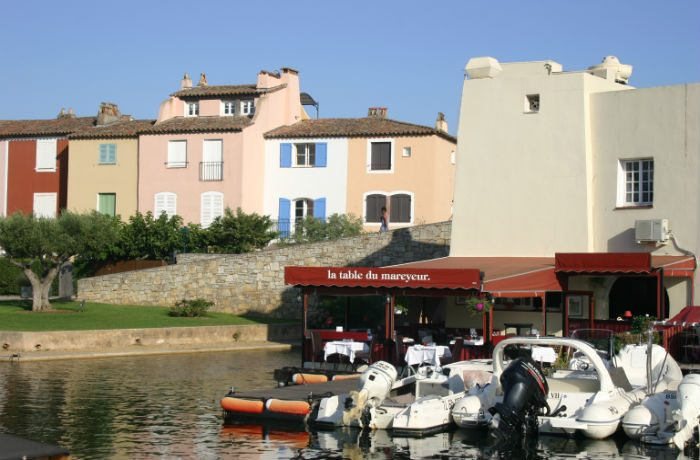 La table du mareyeur st tropez luxury - Restaurant la table du mareyeur port grimaud ...