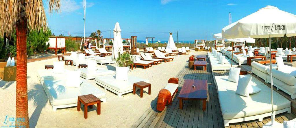 Nikki Beach St Tropez Luxury